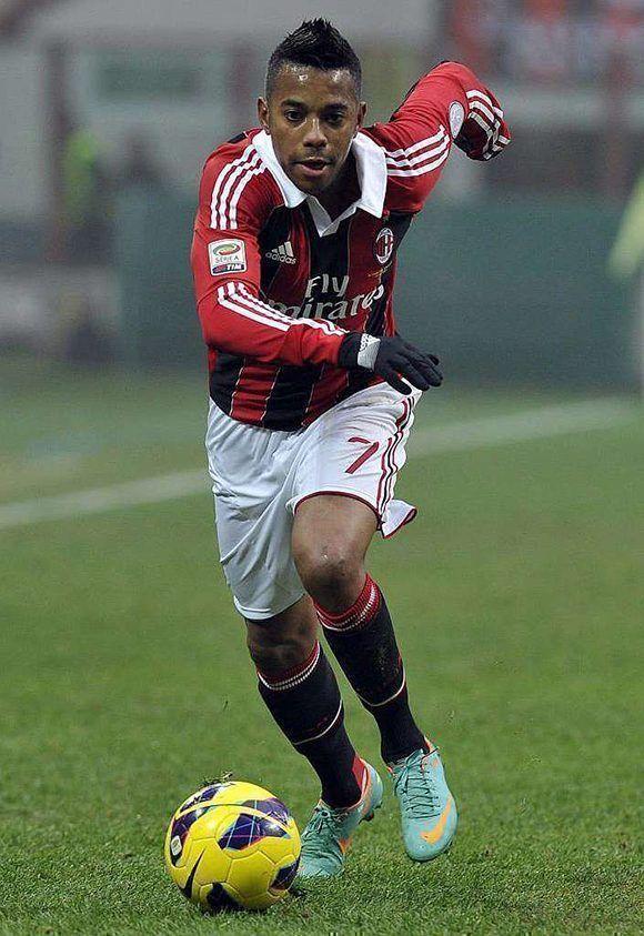 La presunta agresió a al chica albanesa se produjo cuando el jugador militaba en el AC Milán. Foto tomada de Marca.