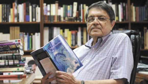 Sergio Ramirez Mercado, escritor nicaraguense. Foto: Lissa Villagra.