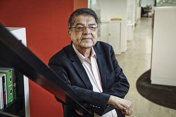 Sergio Ramírez. Foto: Claudio Álvarez.