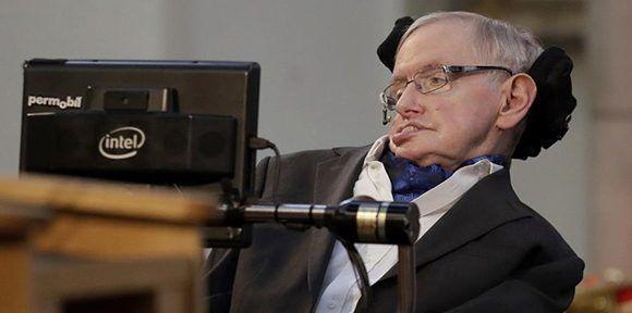 Stephen Hawking predijo el fin de la Tierra. Foto: AP.
