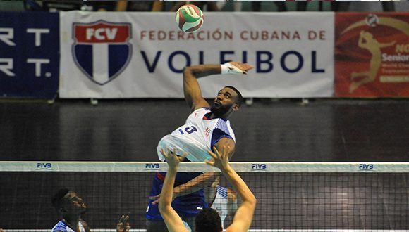 Foto: Laritza Calvo / FIVB