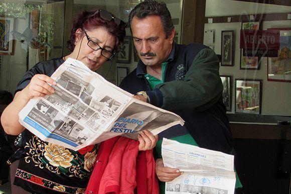 La 39 edición del Festival Internacional del Nuevo Cine Latinoamericano se desarrolló del 8 al 17 de diciembre en la capital. Foto: Cinthya García Casañas/ Cubadebate.