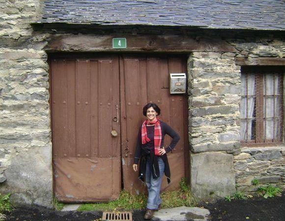 Por las sendas de Montrondo, el la misma puerta que vió salir a mi abuelo, un día