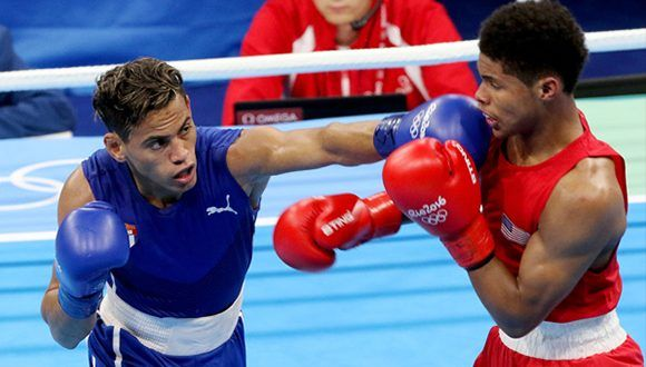 Bicampeón olímpico Robeisy Ramírez. Foto: Roberto Morejón