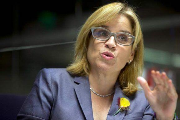 Carmen Yulín Cruz, Alcaldesa de San Juán, Puerto Rico. Foto: PL