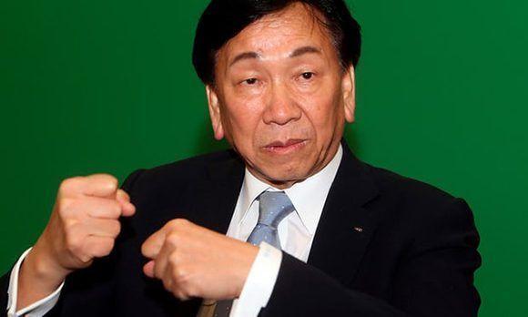 Ching-Kuo Wu renunció tras 11 años al frente de la AIBA. Foto: AFP.