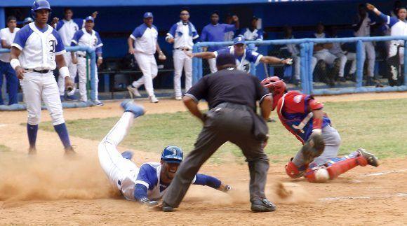 El béisbol, la pasión nacional. Foto: Jorge Luis Sánchez/ Cubadebate.