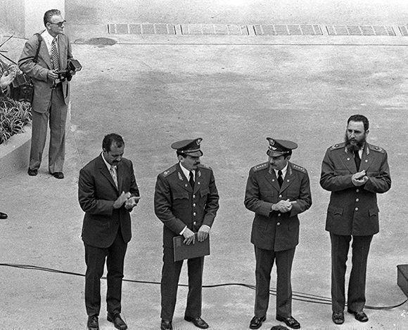 Cuba recuerda a Fidel Castro a un año de su desaparición física