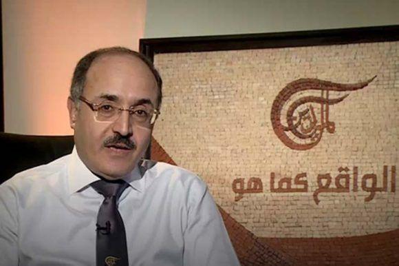 El Presidente del Consejo de Dirección del Canal libanés Al Mayadeen, Ghassan Ben Jeddou