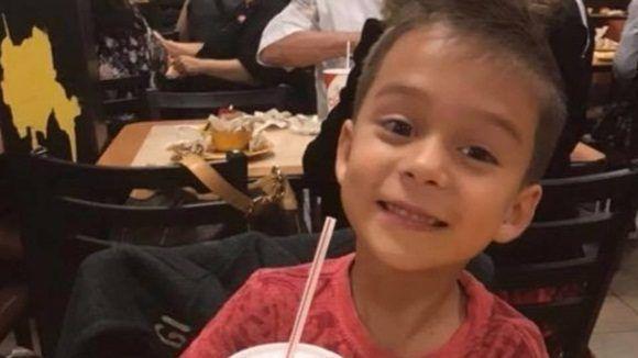 Ayudante de sheriff mata a un niño de seis años, Kameron Prescott