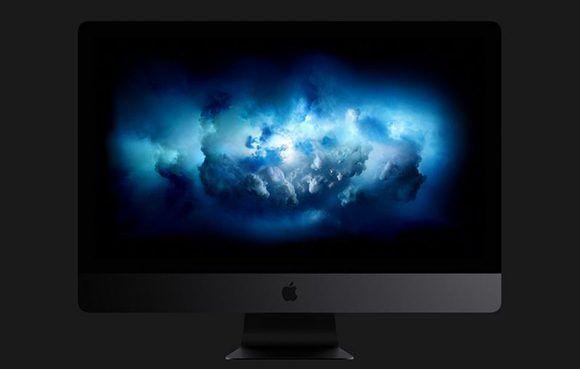 La nueva iMac Pro se ha vuelto viral por su increíble precio. Foto: apple.com