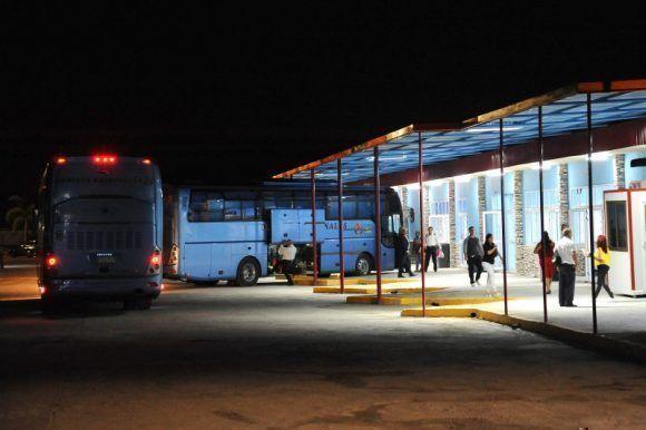 Inaugurada nueva terminal de ómnibus en Holguín. Foto: Carlos Rafael.