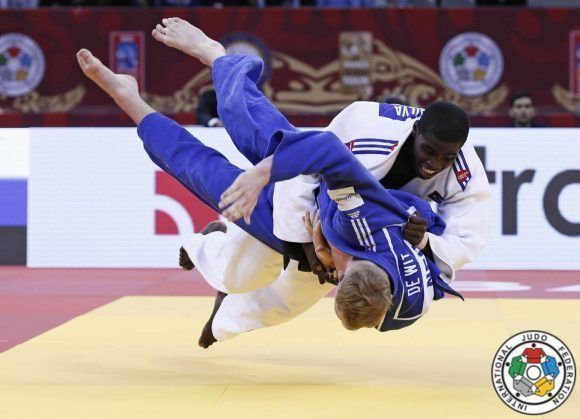 Foto: International Judo Federation.
