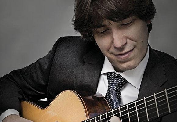 El guitarrista cubano Joaquín Clerch. Foto: CubaSí