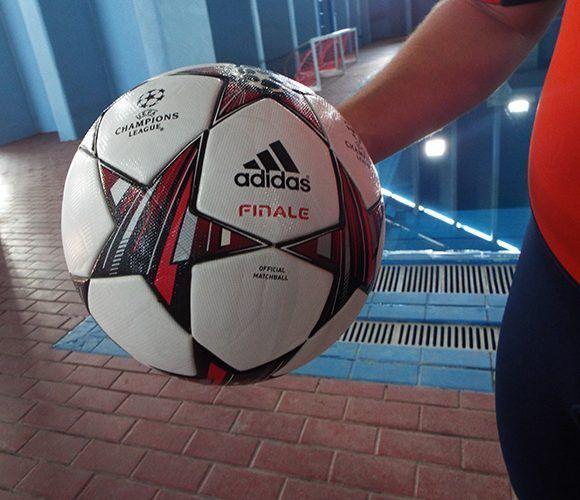 El balón del récord. Foto: Ernesto Lahens/ Cubadebate.