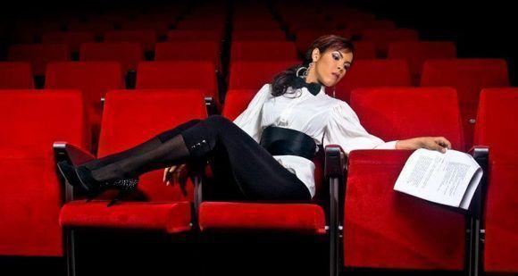 Judith Rodríguez, actriz dominicana. Foto. Cortesía de la autora para Enterato