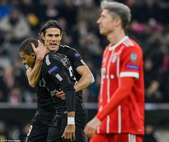 Kylian Mbappe se convirtió en el jugador más joven que llega a la decena de goles en Champions, trono que quitó al también francés Karim Benzema. Foto: AFP.
