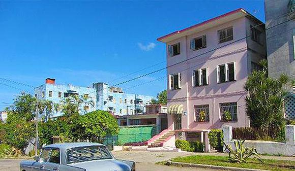 La casa de Amador en La Habana. Foto: Tomada de El Escambray