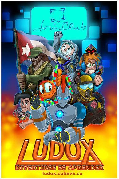 Foto: Portal de Videojuegos Ludox/ Facebook.
