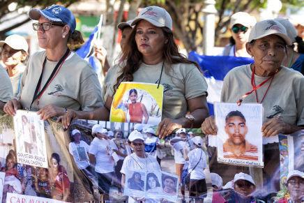 Caravana de Madres Centroamericanas. Foto: Movimiento Migrante Mesoamericano
