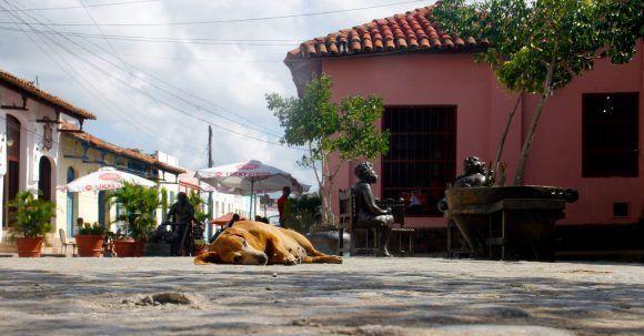 Plaza del Carmen, ciudad de Camagüey. Foto: Jorge Luis Sánchez Rivera / Cubadebate