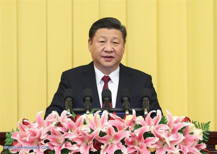 Xi Jinping, mandatario chino. Foto: Xinhua