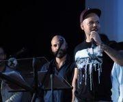 Residente, exintérprete de Calle 13, de nuevo en La Habana.  Foto: Omara García/ ACN.