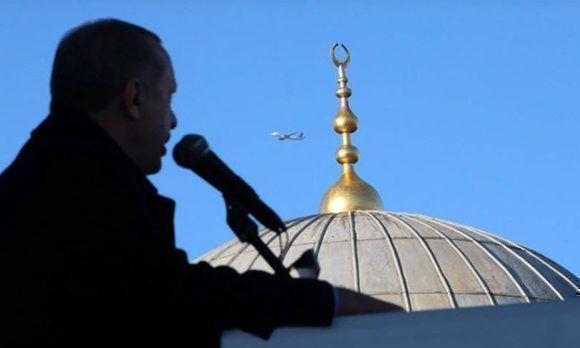 Tayyip Erdogan dice que desea abrir una embajada turca en Jerusalén Oriental, para reconocerla oficialmente como capital de Palestina. Foto: Reuters.