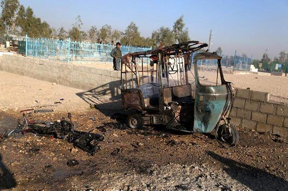 Hasta el momento se ha reportado la muerte de 18 civiles durante el atentado. Foto: EFE.