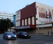 Cine Rampa, una de las sedes del 39 Festival Internacional del Nuevo Cine Latinoamericano, del 8 al 17 de diciembre  en La Habana, Cuba, 4 de diciembre de 2017.     ACN FOTO/Omara GARCÍA MEDEROS/sdl