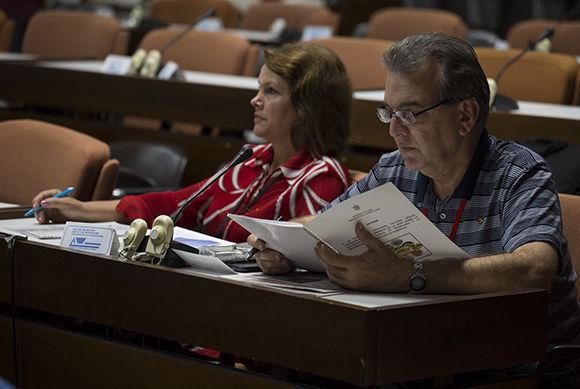 El informe remarcó que el sector agroindustrial, como sector estratégico, continúa siendo un factor dinamizante de la economía cubana. Foto: Irene Pérez/Cubadebate.