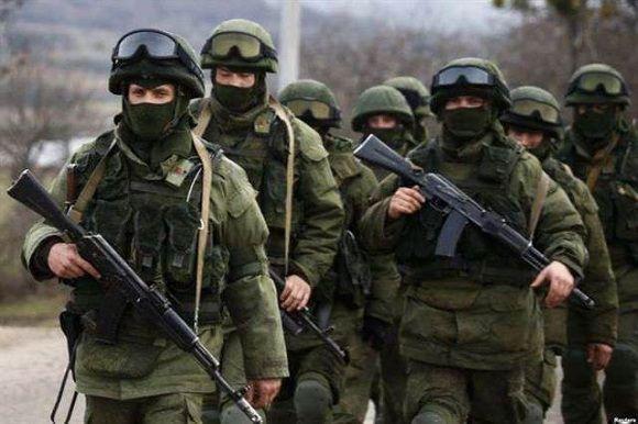 El Éjército ruso fue uno de los más activos en el territorio sirio. Foto: Reuters.
