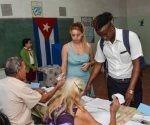 Elecciones generales en Cuba. Foto: ACN.