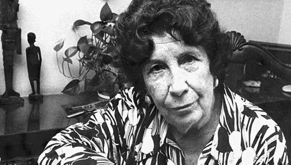 La escritora cubana Dora Alonso. Foto de archivo