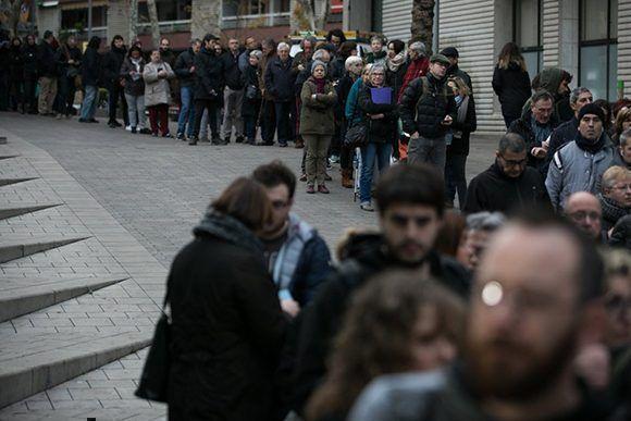 Ciudadanos gana elecciones en Cataluña, pero independentismo obtiene mayoría