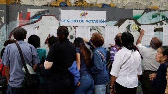 La participación electoral no alcanzó el 50%. Foto: Reuters.