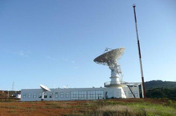 Prevén instalar en Cuba modernas estaciones terrenas astronómicas.