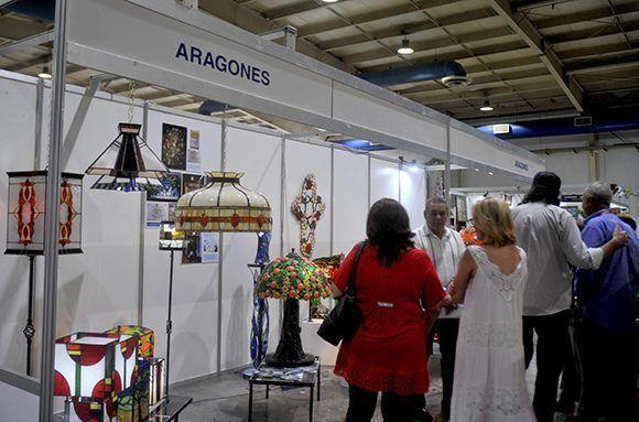 Feria Internacional de Artesanía (FIART) 2017, en el recinto ferial PABEXPO. Foto: Oriol de la Cruz / ACN