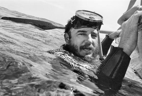"""""""Fidel"""" (1963). Foto: Alberto Korda."""