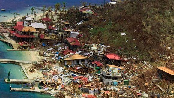 Aparecen decenas de muertos no contados tras el paso del - Puerto rico huracan maria ...