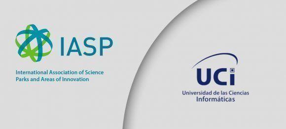 La UCI ha sido aprobada como afiliada a la Asociación Internacional de Parques Tecnológicos. Fotomontaje: Adrian Antonio Garbey Fonseca.