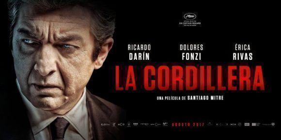 La cordillera, del director Santiago Mitre.