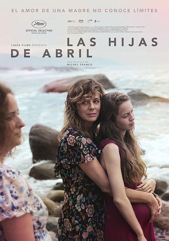 Las hijas de abril compite en este Festival con destaque para la actuación de la española Emma Suárez.