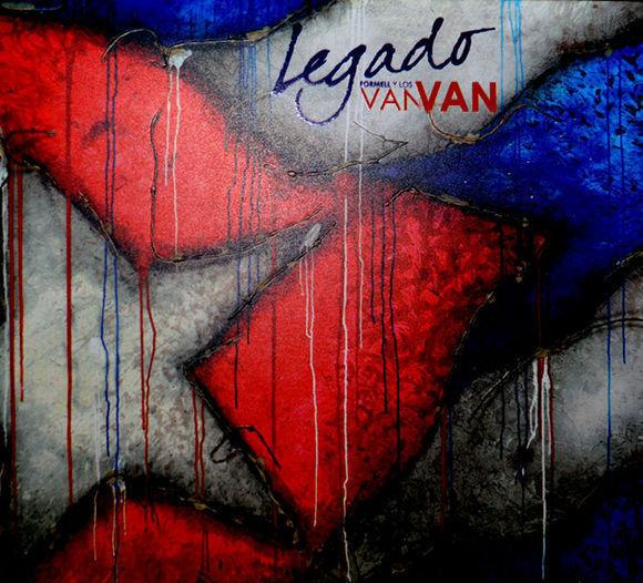 """""""Legado"""" es el título de la nueva producción discográfica de la Orquesta de Juan Formell y los Van Van."""