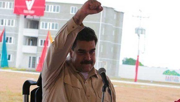 Maduro contra el imperialismo