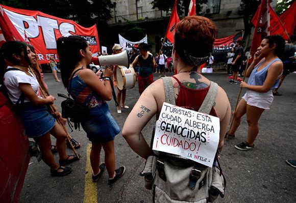 La fuente de la violencia en la Argentina