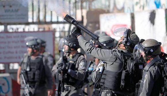 El Ejército israelí ha enviado varios batallones y unidades de reconocimiento y protección a Cisjordania. Foto: AFP.