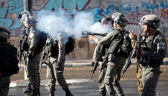 Israel ha puesto tropas adicionales en alerta. Foto: AFP.
