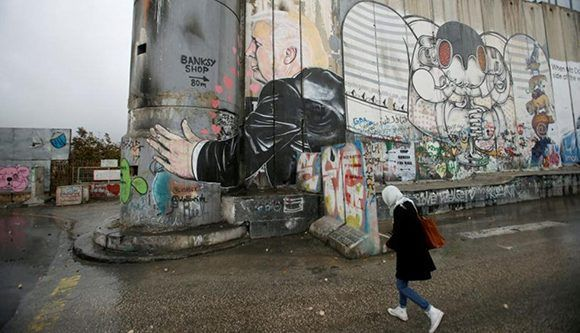 """""""La decisión estadounidense es una agresión contra nuestro pueblo y una guerra a nuestros santuarios"""", afirmó Haniyeh. Foto: Reuters."""