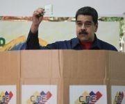 El chavismo consigue otra contundente victoria electoral. Foto: EPA.